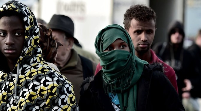 The barbaric immigration policies of the European Union