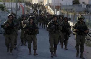 Hebron city June 17 2014