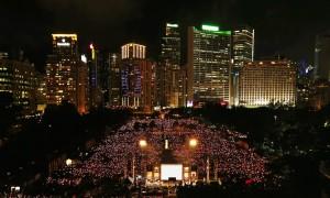 Hong Kong June 4 2014