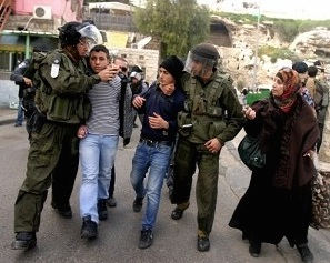 Palestinian detainees (June 9 2014)