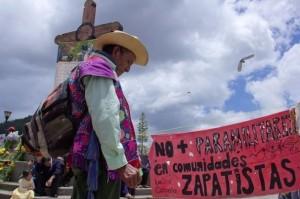 Zapatista solidarity May 23 2014