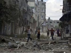Gaza July 22 2014