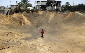 Gaza airstrike June 21 2014
