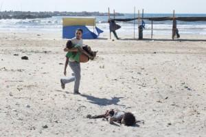 Gaza beach murders July 18 2014