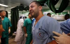 Gazan medic July 20 2014