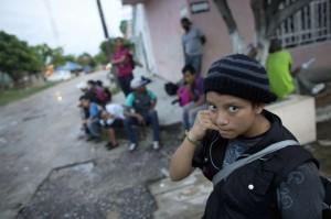 Guatemalan girl July 8 2014