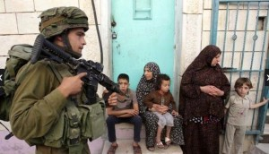 IDF in Hebron June 19 2014