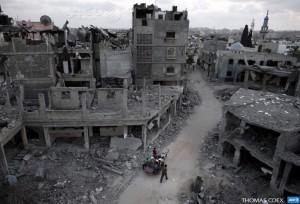 Beit Hanoun August 24 2014