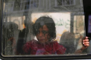 Exodus in Gaza August 16 2014