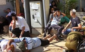 Israel bomb alert July 29 2014