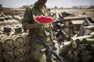Israeli soldier August 10 2014