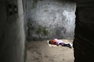 Liberia; Ebola *(John Moore:Getty Images) August 22 2014