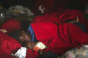Mother & child immigrant August 20 2014
