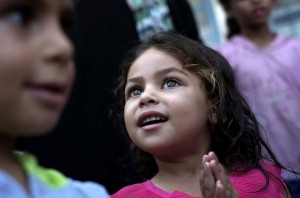 Rahaf Al Attar (Gaza) August 8 2014