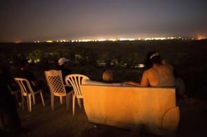 Sderot August 27 2014