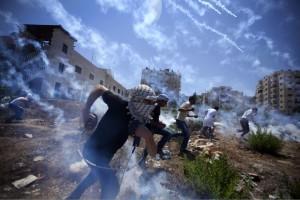 West Bank intifada lives August 2 2014