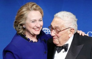 Clinton & Kissinger August 6 2014