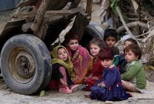 Afghan refugees Sept 28 2014 Mheisen:AP