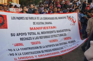 Che in Chiapas Oct 10 2014
