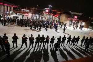 Ferguson (Scott Olson:Getty Images) Oct 14 2014
