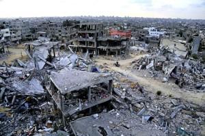 Gaza City (Adel Hana:AP) Oct 14 2014
