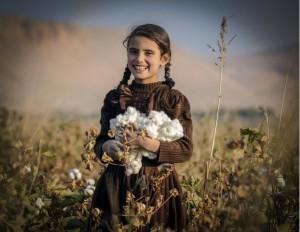 Afghan girl Nov 19 2014