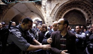 Al Aqsa (Gali Tibbon:AFP:Getty Images) Nov 3 2014