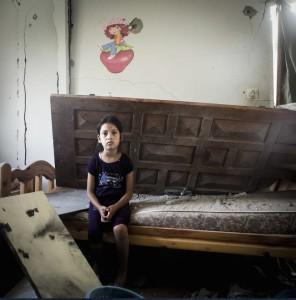 Gazan girl Nov 21 2014