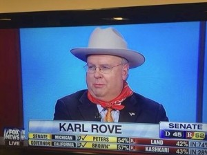 Karl Rove Nov 7 2014