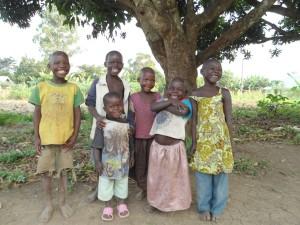 Kids in Uganda Nov 16 2014