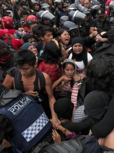 Mexican families Nov 23 2014