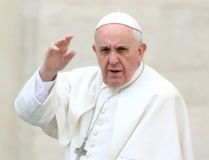 Pope Francis Nov 18 2014 (Fox news)