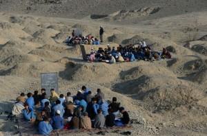 Afghanistan outdoor school (Noorullah Shirzada:AFP:Getty Images) Dec 21 2014
