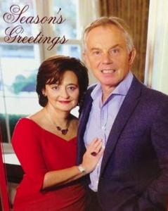 Blair Xmas card Dec 3 2014