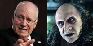 Cheney and The Penguin Dec 16 2014