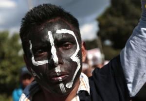 Mexican student (Pedro Pardo:AFP:Getty Images) Dec 14 2014