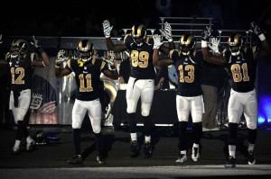 St. Louis Rams (L.G. Patterson:AP) Dec 1 2014