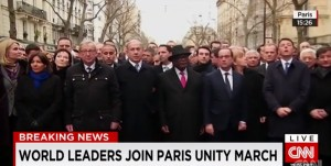 CH march (CNN screen shot) Jan 11 2015