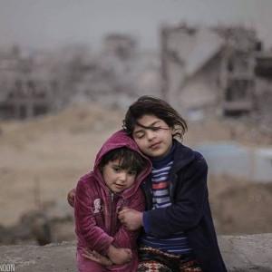 Gaza girls Jan 6 2015