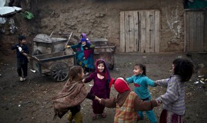 Afghan refugees (M. Muheisen:AP) Feb 3 2015