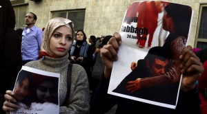 Egypt protest (Thomas Hartwell:AP) Feb 1 2015