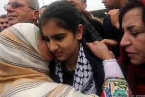 Malak al-Khatib (Jaafar Ashtiyeh:AFP:Getty) Feb 16 2015