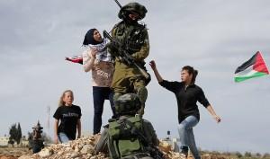 Nabi Saleh, West Bank (Abbas Momani:AFP:Getty Images) Feb 6 2015