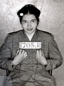 Rosa Parks mugshot Rosa Parks (Feb. 4, 1913 – Oct. 24, 2005)