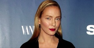 Uma Thurman Feb 11 2015