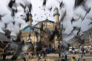 Afghanistan mmosque murder (Shah Marai:AFP:Getty Images) Mar 20 2015
