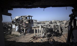 Gaza City (Khalil Hamra:AP) Mar 31 2015