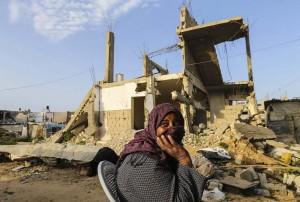 Gaza (Ibraheem Abu Mustafa:Reuters) Mar 12 2015