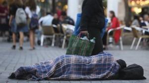Homeless in Israel Mar 1  2015