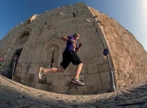 Jerusalem marathon (Jim Hollander:EPA) Mar 13 2015